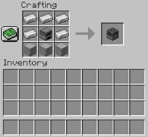 Blast Furnace Recipe - How to make a blast furnace in minecraft